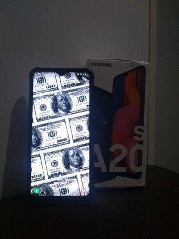 Vendo Samsung a 20s .pra sair rápido !!!