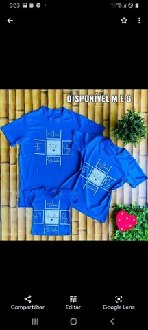 Kits camisas - Foto 3