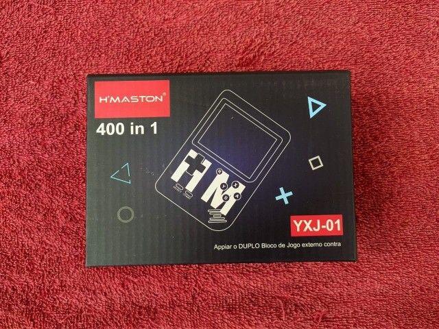 Vendo videogame portátil 400 em 1 - Foto 2