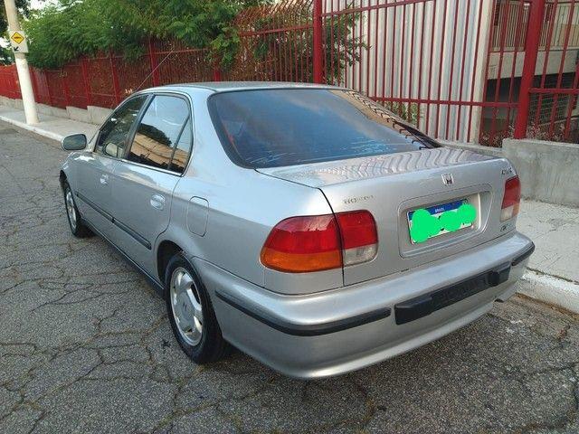 Honda Civic Ex Automático 1998 - Foto 3