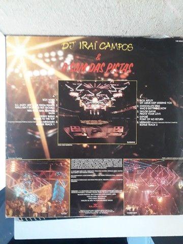 3 discos vinil Dj Irai Campos - Foto 6