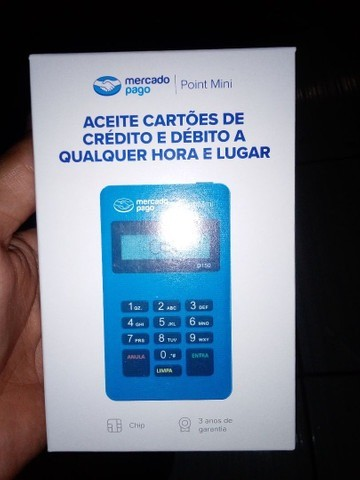 mercado pago  minipoint - Foto 4