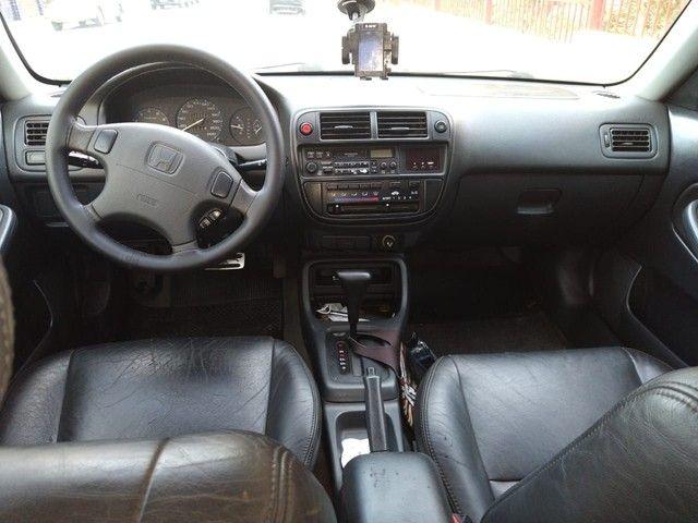 Honda Civic Ex Automático 1998 - Foto 5