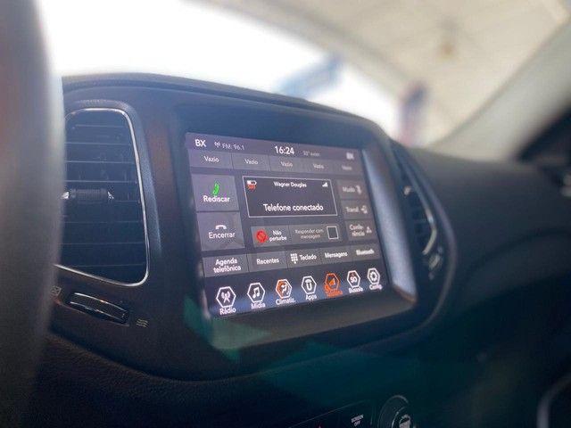 Compass 2018 Longitude 4x4 Diesel  C/ Pacote Premium  - Foto 8
