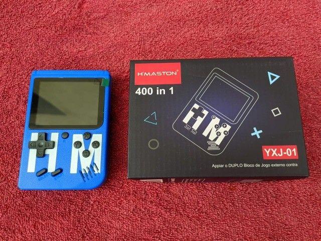 Vendo videogame portátil 400 em 1