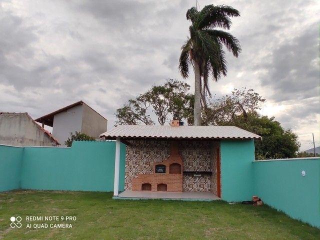 espetacular casa de 3 qrts com terreno inteiro em fino acabamento,carta - Foto 2