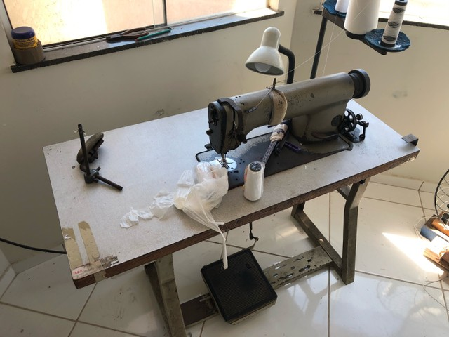Máquina de costura reta industrial - Foto 3