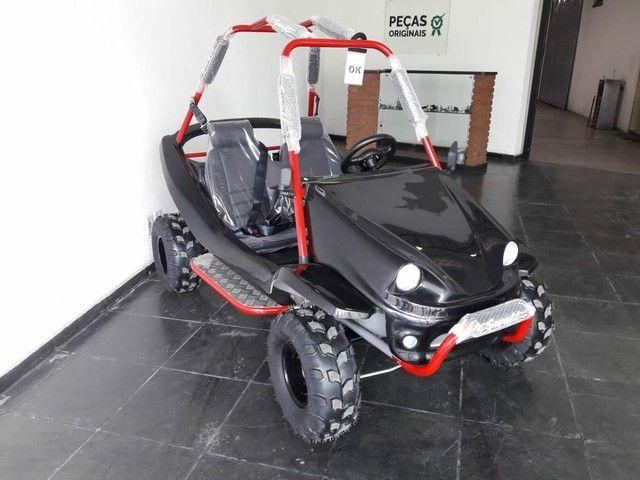 Mini Buggy 2021 Zero Km Swell melhor capacidade de carga da categoria  - Foto 5
