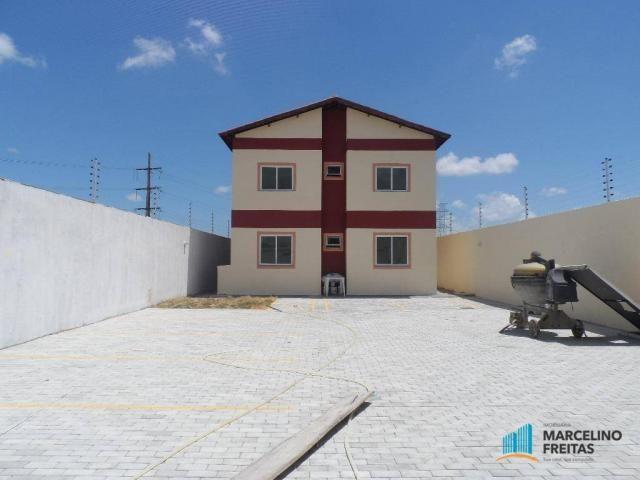 Apartamento residencial à venda, Parque Guadalajara, Caucaia - AP2855.