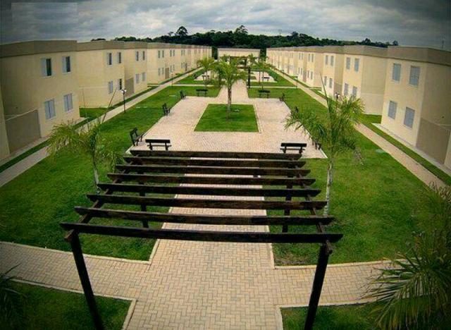 Apartamento Fazenda Rio Grande - Residencial Gralha azul