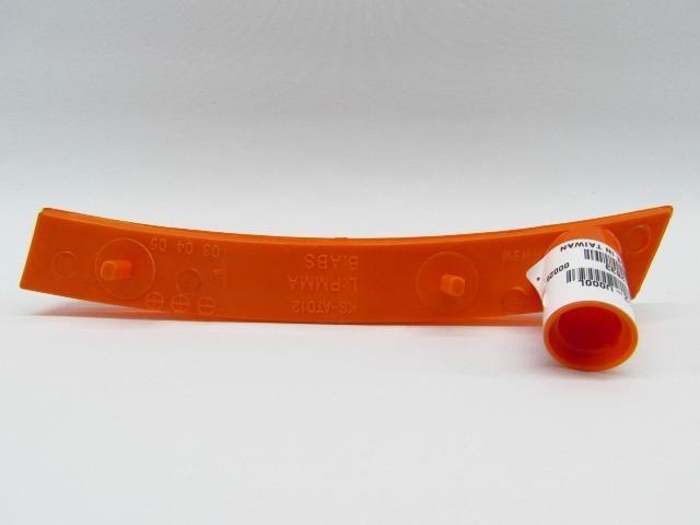 Lanterna Refletor Dianteiro Âmbar Cooper 2002 Esquerdo - Foto 3