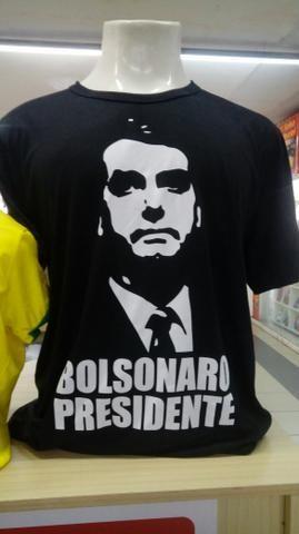 Camiseta bolsonaro shopping sul
