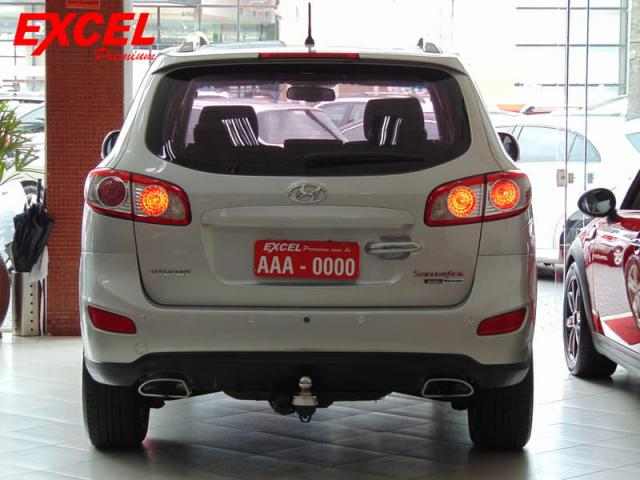 Hyundai Santa Fe 7 Lugares Gls 4x4 Automatico 3.5 V6 4P 2011