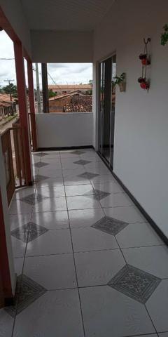 180 mil reais vendo casa com 4/4 com piscina em Castanhal zap * - Foto 7