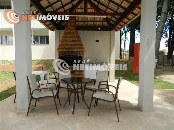 Apartamento à venda com 3 dormitórios em Cinquentenário, Belo horizonte cod:593834 - Foto 10