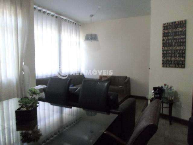 Apartamento à venda com 3 dormitórios em Estoril, Belo horizonte cod:474799