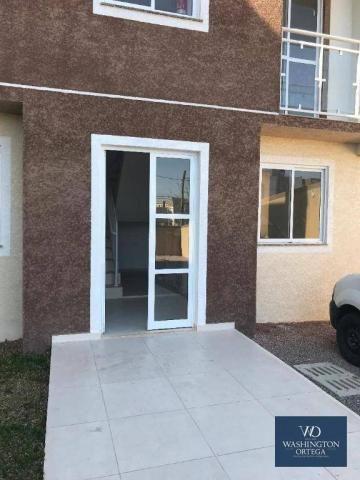 Apartamento à venda, 48 m² por r$ 165.000,00 - afonso pena - são josé dos pinhais/pr - Foto 3