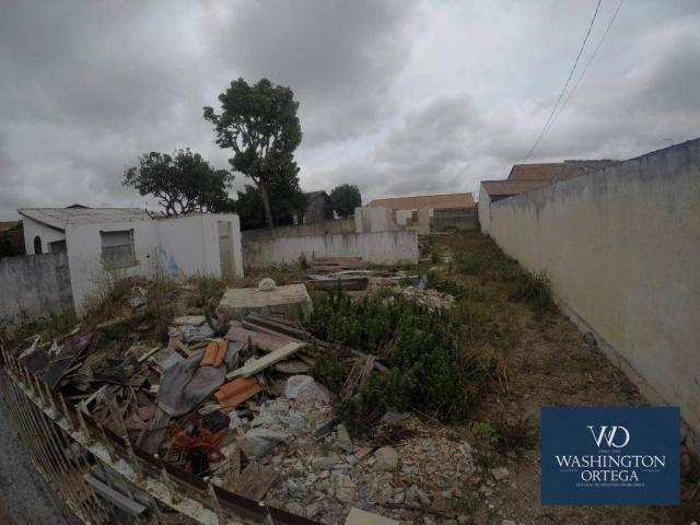 Lote/terreno para venda no bairro quississana - são josé dos pinhais/pr. - Foto 8
