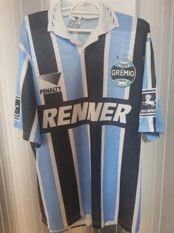 c9b1ce4d98ed3 Camisas Oficiais do Grêmio - Roupas e calçados - Bento Gonçalves ...