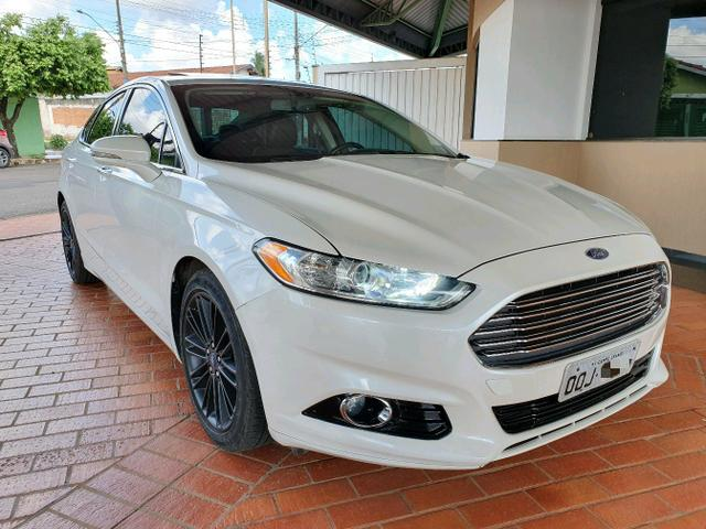 Ford Fusion 2.0T 2014