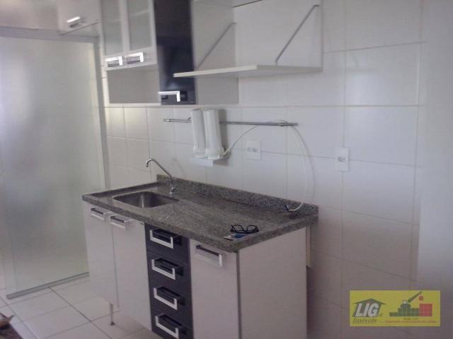 excelente apartamento com 2 dormitórios sendo uma suíte - Foto 3