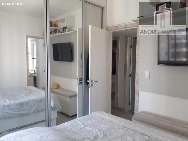 Apartamento para venda em salvador, caminho das árvores, 3 dormitórios, 1 suíte, 2 banheir - Foto 9