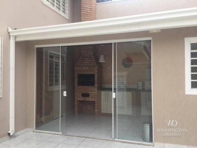 Sobrado à venda, 117 m² por r$ 460.000,00 - aristocrata - são josé dos pinhais/pr - Foto 11