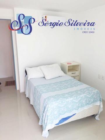 Solarium Porto das Dunas Apartamento mobiliado 3 suítes! - Foto 10