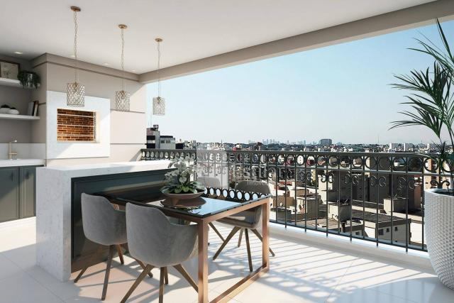 Apartamento alto padrão com 03 suítes no água verde, curitiba - Foto 6