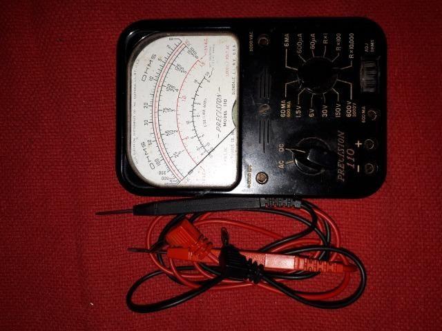 Medidor de Voltagem USA Mod. 110 Bateria 010/15V - Foto 3