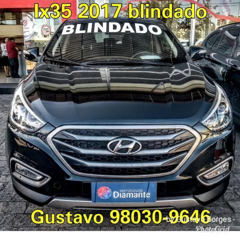 Hyundai Ix35 Blindado 2017 Melhor preço do Río