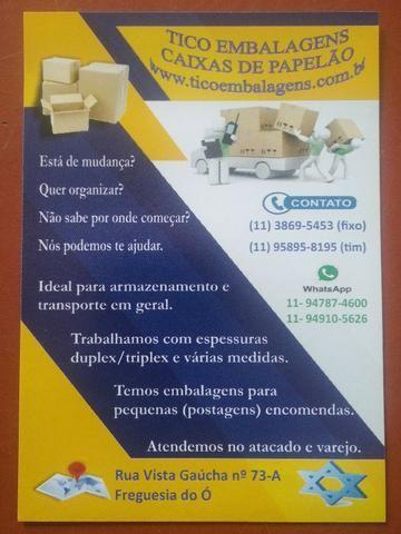 Caixas De Papelão - Modelos A Partir De R$ 1,00 - Foto 2