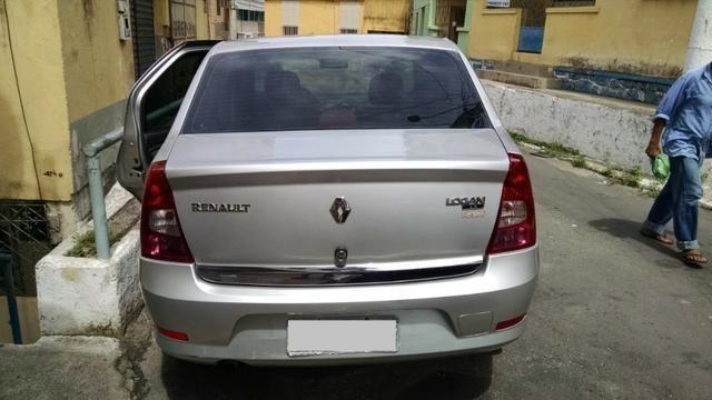 Renault Logan 2010/2011 - 1.6 8V - Revisado - Doc Pago - Foto 5