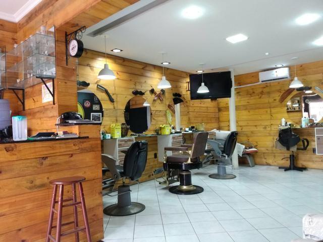 Barbearia Stilo retrô a primeira rústica de São Luís