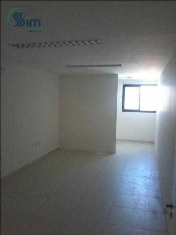 Sala comercial para locação, aldeota, fortaleza. - Foto 9