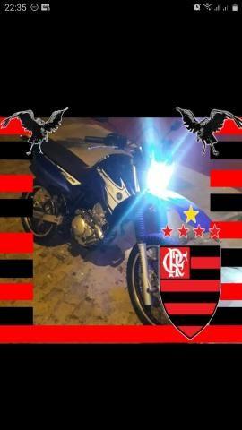 Vendo moto Lander 2007 - Foto 2