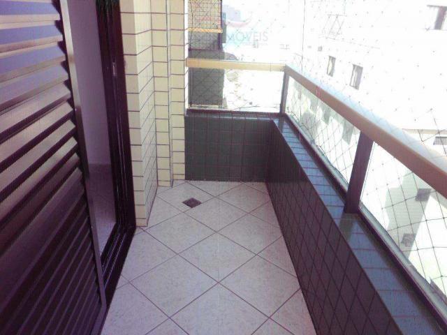 Apartamento para alugar com 2 dormitórios em Canto do forte, Praia grande cod:2331 - Foto 17