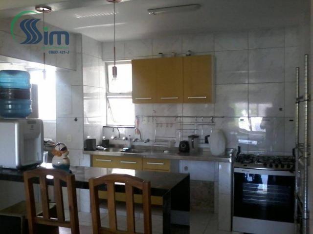Excelente apartamento mobiliado na aldeota - Foto 8