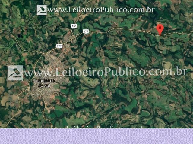 Laranjeiras Do Sul (pr): Terreno Rural 19.285,00m² vablt elbzp