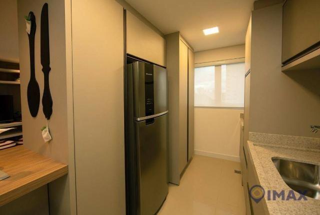 Studio com 1 dormitório à venda, 55 m² por R$ 259.836,24 - Centro - Foz do Iguaçu/PR - Foto 16