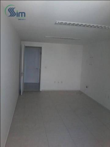 Sala comercial para locação, aldeota, fortaleza. - Foto 10