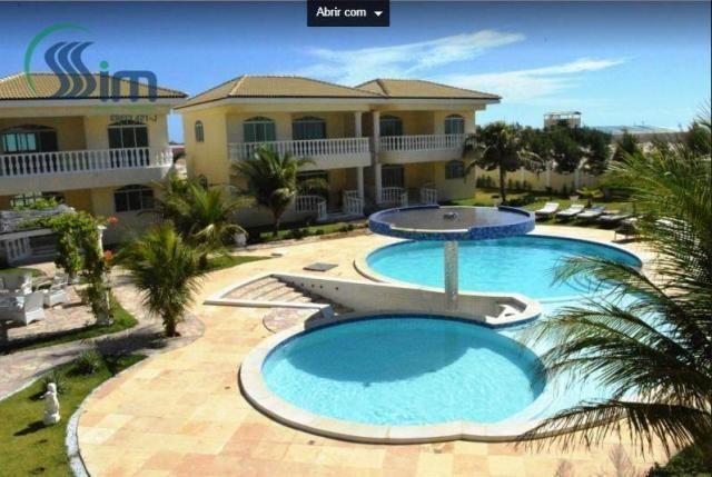 Apartamento residencial à venda em Canoa Quebrada - Aracati