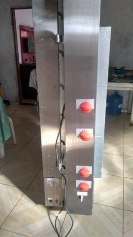 Máquina de assar frango a gás - Foto 3