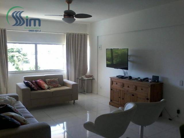 Excelente apartamento mobiliado na aldeota - Foto 4