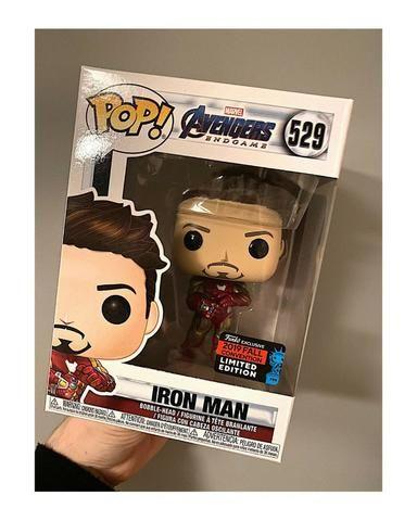 Funko POP - Iron Man - R$200,00 - Foto 2