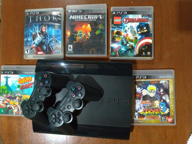 PS3 Superslim original - Foto 2