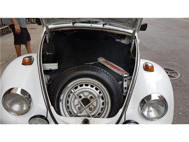 Volkswagen Fusca 1.6 8v gasolina 2p manual - Foto 5