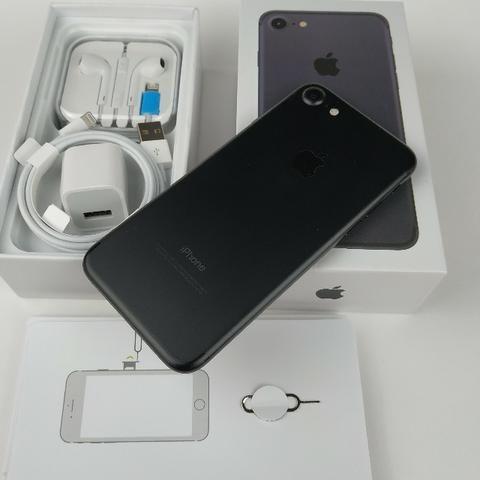 Iphone 7 Preto 128GB! Acessórios + Garantia - Foto 6