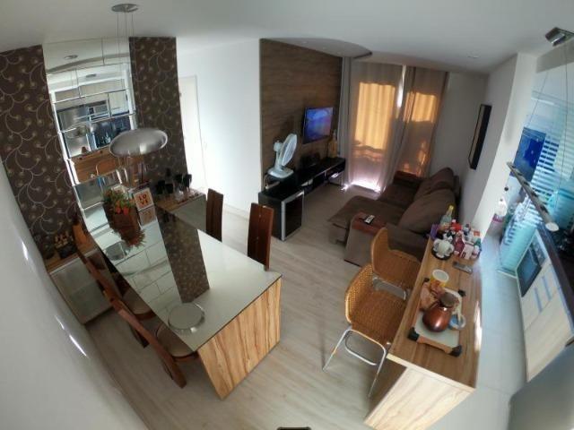 Lindo Apartamento 3 Quartos com Suíte Montado no Condomínio Villaggio Manguinhos - Foto 3
