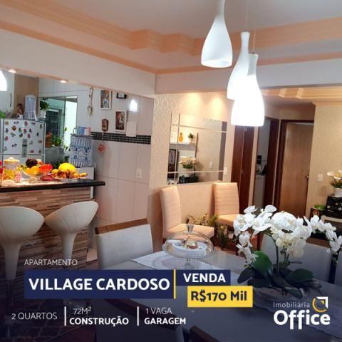 Apartamento  com 2 quartos no Village Cardoso - Bairro Jundiaí em Anápolis